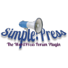 WordPress Forum Plugin: Simple:Press