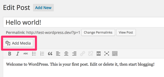 WordPress How to: Link to a PDF or Document