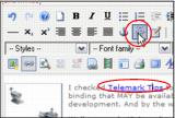 Joomla 1.5: Delete Link Screen