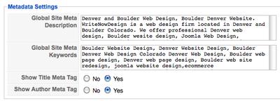 Joomla-Global-Configuration-Screen