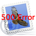 Apple Mail Causes 500 Web Server Error