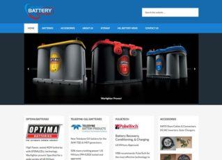New Website Millbatteries