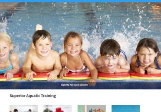Superioraquatictraining.com WooCommerce Genesis Website