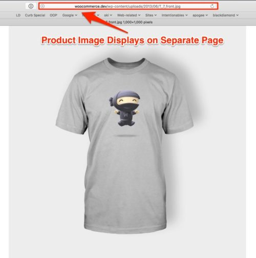 WooCommerce 3.x broken product image lightbox